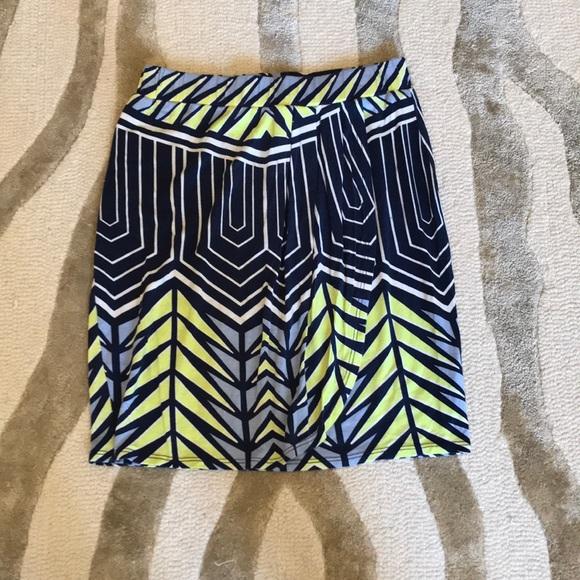 envi Dresses & Skirts - Front flap cotton skirt